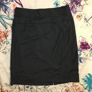 Black The Limited Skirt